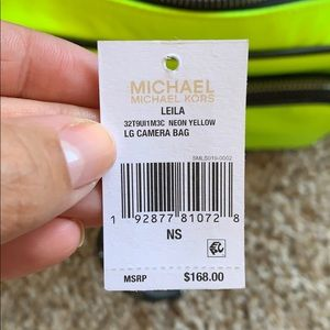 "Michael Kors Bags - ▪️Michael Kors▪️ ""Leila""  Large Nylon Camera Bag"